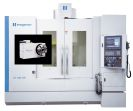 Image - New Pre-Wired Vertical Machining Center and Rotary Table Ideal for Fourth Axis Parts Positioning