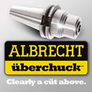 Image - Albrecht Überchuck Holds Tighter, Dampens Better, and Saves Money on Every Cut