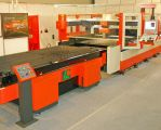 Image - Manufacturer's Groundbreaking Laser Cutting Machine Capable of Producing Very Small or Very Large Parts with Feed Rate Up to 60 Meters per Minute