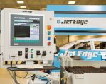 Image - 5-Axis Water Jet Cutting System Cuts Taper-Free and Beveled Parts from Virtually Any Material