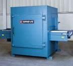 Image - High-Temp Belt Conveyor Oven Ideal for Drying Steel Nesh Materials