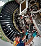Image - Advanced Aircraft Engine to Provide New Cooling Technology and 10% Improvement in Fuel Efficiency