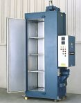 Image - Vertical Airflow Cabinet Oven Ideal for Heat Treating Metal Parts