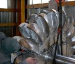 Image - Hydro System Manufacturer Switches to Multipurpose Mill and Roughs Nearly 5000 Pounds of Chips in 1/3 of the Time