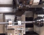 Image - CNC Barrel Lathe Produces Better Finish with Less Vibration, Faster Steel Removal, and On-Center Turning