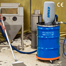 Image - Shhh...Heavy Duty Dry Vac Extremely Quiet at Cleaning Up Steel Shot, Garnet, and Metal Chips