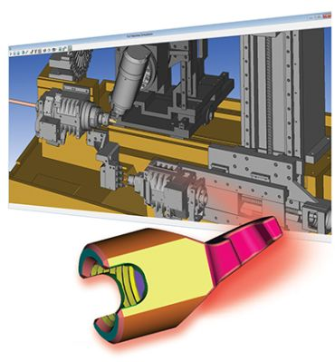 Image - Upgraded CNC Programming Software Offers Revolutionary Approach to CAM Post Processing