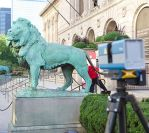 Image - 3D Scan of Chicago Art Institute Lion a Roaring Success