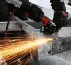 Image - Powerful New Angle Grinder Ideal for Surface Preparation and Weld Seam Removal