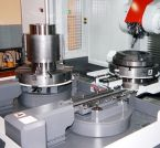 Image - 5-Axis Machining Center Features +30° to -120° Spindle Head -- Easily Performs Undercuts in a Single Setup