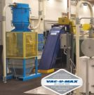 Image - Central Vacuum Cleaning System Features Below-Floor Chip Conveyor