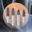 Image - All New Class of End Mills Enables Over 80% Faster Machining Cycles