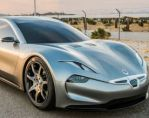 Image - All New Luxury Electric Vehicle Offers 400 Mile Range