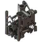 Image - Additive Manufacturing Produces Block Manifold with 37% Less Mass and 60% Improved Flow Efficiency