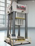 Image - Hydraulic Press, Quick Die Workcell, and Siemens Controller Combine to Form Solution to