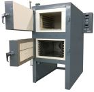 Image - Dual Chamber Furnace Built for Punch & Die Manufacturing; Ideal for Small Parts in Wire Baskets