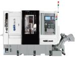 Image - Mill/Turn Centers Feature Integrated 6-Axis Robot for Fast Load/Unload
