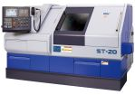 Image - Swiss-Type Sliding Head Lathes Feature 3 Turret Design for Faster Production