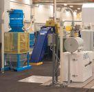 Image - Central Vacuum System Uses Below-Floor Conveyors to Clean All Metal Debris