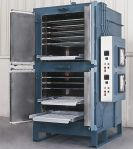 Image - 850°F Universal Style Oven Features 2 Separate Compartments for Heat Treating