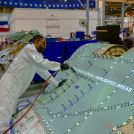 Image - Northrop Grumman Completes 500th Center Fuselage for F35 Lightning II