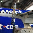 Image - Handheld 3D Laser Scanner Helps Get Bird-Damaged 737 Back in the Skies in 48 Hours