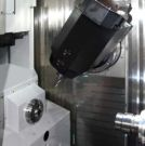 Image - CNC Lathe Offers Full 5-Axis Machining with Automatic Tool Changer for Shorter Cycle Times