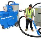 Image - New Continuous-Duty Industrial Vacuum Cleaner Doubles the Suction Power and Vacuums Up to 10,000 lbs/hr