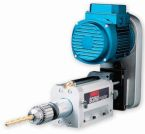 Image - Line of Drilling Units -- Cost-Effective Solution for Light Metal