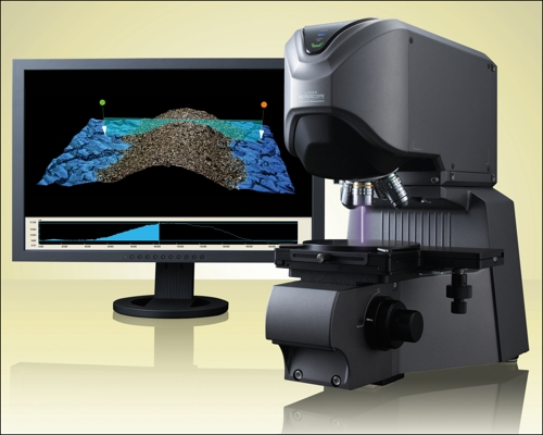 Image - New 3D Laser Scanning Microscope Can Image and Measure Nearly Any Material With Just a Click of the Mouse