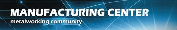 Manufacturing Center Header Logo
