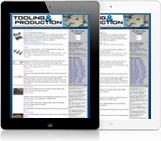 image of toolingandproduction newsletter