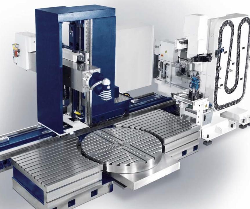 Image - Multi-Task Machine Produces Intricate Parts While Completing All Operations in a Single Set-Up -- Turning, Milling, Boring, Drilling, and Tapping