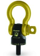 Image - Unique, 3-Piece Shackle-Lok Hoist Ring Ideal for Use with a Variety of Lift Methods