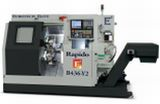 Image - Eurotech Rapido 10-Axis Turn/Mill Machining Center Runs Faster, Sleeps Less