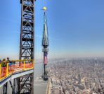 Image - Two Manufacturers Secure Their Place in History -- At the Top of the New World Trade Center