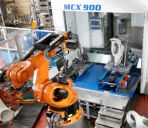 Image - Integration of Robots and CNC Controls Offers Solution for Automated Loading of Machine Tools