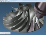 Image - New Software Optimized for Machining Bladed Parts and Simplifying Machining of Engine Ports