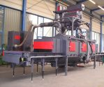 Image - Roller Conveyor Perfect for Descaling and General Cleaning of Parts Up to 14 ft. Wide