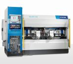 Image - Automatic Straightening Machine Integrates DMC Reader, Laser Measuring System, and Robotic Loader Into Gear Shaft Production
