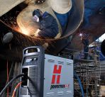 Image - Portable Air Plasma Cutting and Gouging System Offers 4 to 5 Times Longer Life
