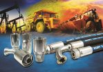 Image - Hydraulic Couplings Designed For Rugged, High Pressure Applications