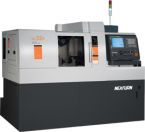 Image - New 32mm Swiss-Type Lathe Offers 9 Total Axes and 33 Tools