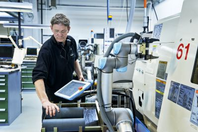 Image - Danish Manufacturer Adds 42 Robots; Creates 50 New Jobs in the Process