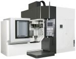 Image - Enhanced Accuracy & Productivity With New 5-Axis VMC