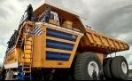Image - World's Largest Mining Dump Truck Debuts with a Guinness Book of Records' 450 Ton Capacity