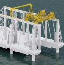 Image - World's Largest Offshore Overhead Gantry Crane