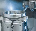 Image - New Vertical Turning Center Ideal for Small Batches with Complex Geometries; Vertical Lathe Handles Large Batch Runs