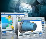 Image - Expanded CNC Controls for 4-Axis Turning Doubles the Output with Two Tools