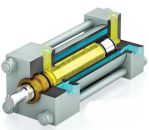 Image - New Hydraulic Cylinders Designed for Rugged, High Heat Applications